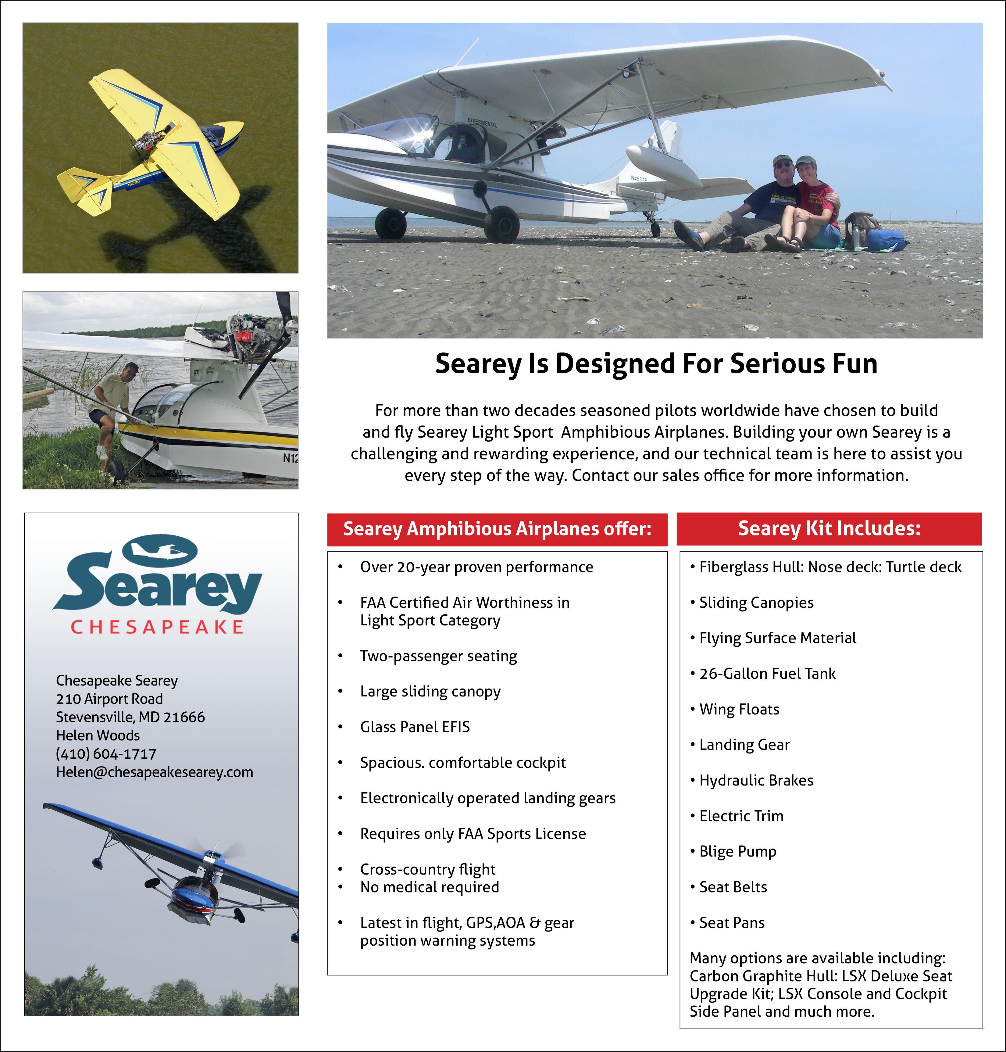 Searey Kit-Flyer